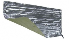 Aluminium heating mat