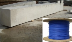 Industrial disposable heating wire
