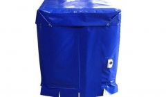 2000W 1000 litre (IBC) container heater for freeze protection AND/OR temperature maintenance